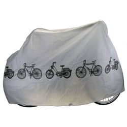Puch Cykelgarage Til Voksen Cykler 200x110 cm