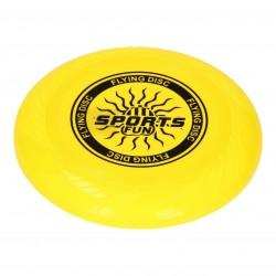 Frisbee Ø25 cm : Farve - Gul