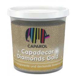 Glitter pulver Til Din Maling - Caparol Capadecor Gold 75 gram