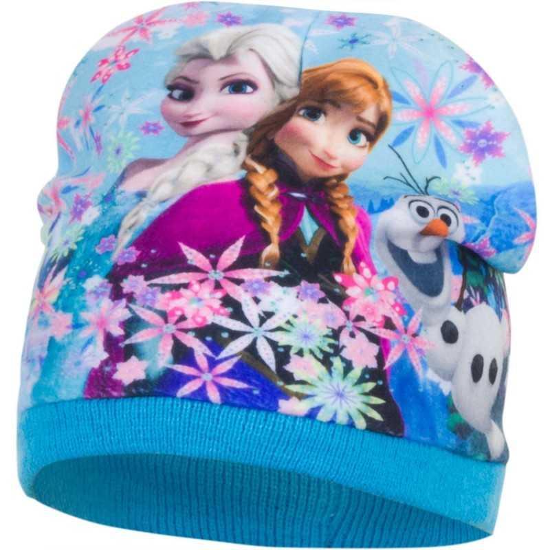 54 cm Frozen 2 Vinterhue Til Børn Blå