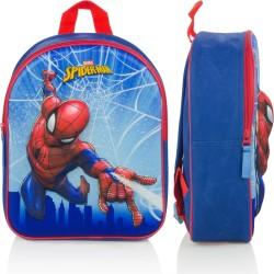 Spiderman 3D Taske Til Børn 31 x 25 x 12 cm