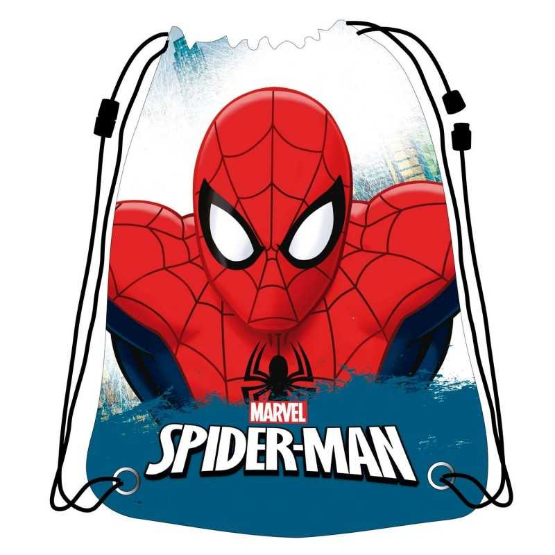 Spiderman Turpose eller Som frugtpose 26,5 x 21,5 cm