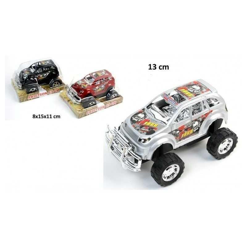Stor Friktion Jeep 13 cm
