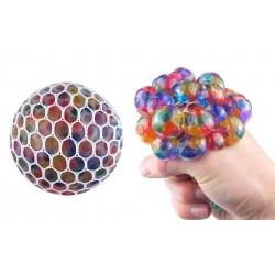 Klemmebold Med Vandperler Ø 7,5 cm
