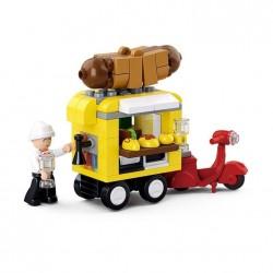 Spisevogn Byggesæt 112 Dele