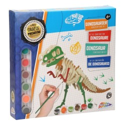Lav Din Egen Træ 3D Dino T-Rex