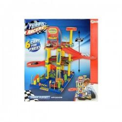 TURBO Racer Garage 70cm Med Elevator