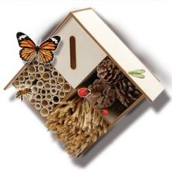 SES Insekt Hotel Byg Selv