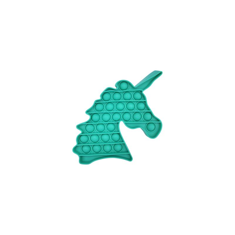 Pop IT Grøn Hest - Kendt Fra Tik Tok