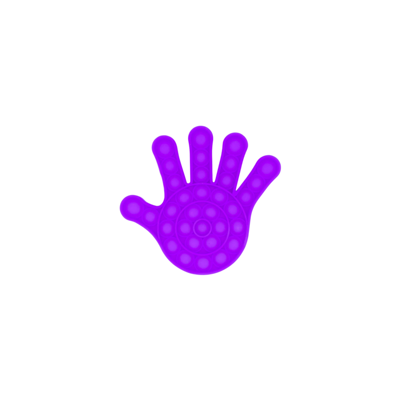 Pop IT Lilla Hånd - Kendt Fra Tik Tok