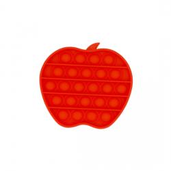 Pop IT Rødt Æble - Kendt Fra Tik Tok