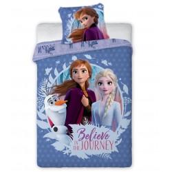 Frozen 2 Junior Sengetøj 140x100 cm