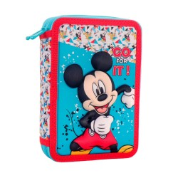 Mickey Mouse 3D Penalhus Med 2 rum