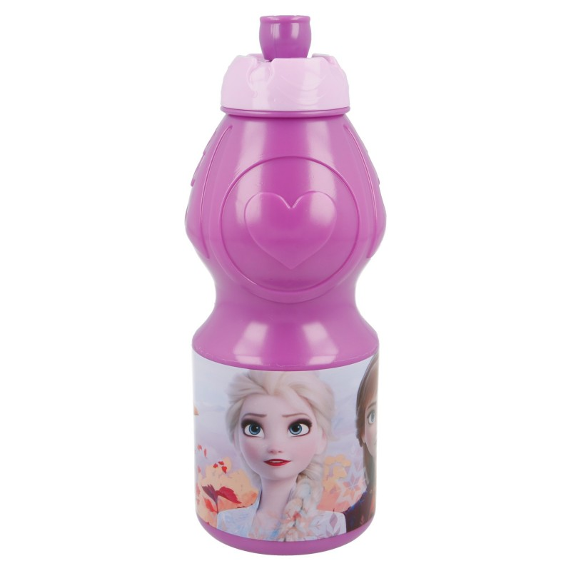Frozen Drikkedunk Med Anna & Elsa, Lilla