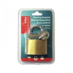 Hængelås Med 3 Nøgler