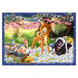 Ravensburger Puslespil Bambi Med 1000 Brikker