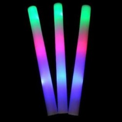 LED Skum Lysrør i Multi-Color 45 cm (Forskellige Farver)