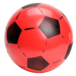 Plastik Fodbold Til Børn Ø 20 cm Rød
