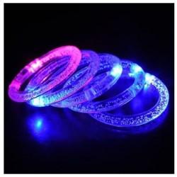 LED Fest Armbånd Inkl. Batterier