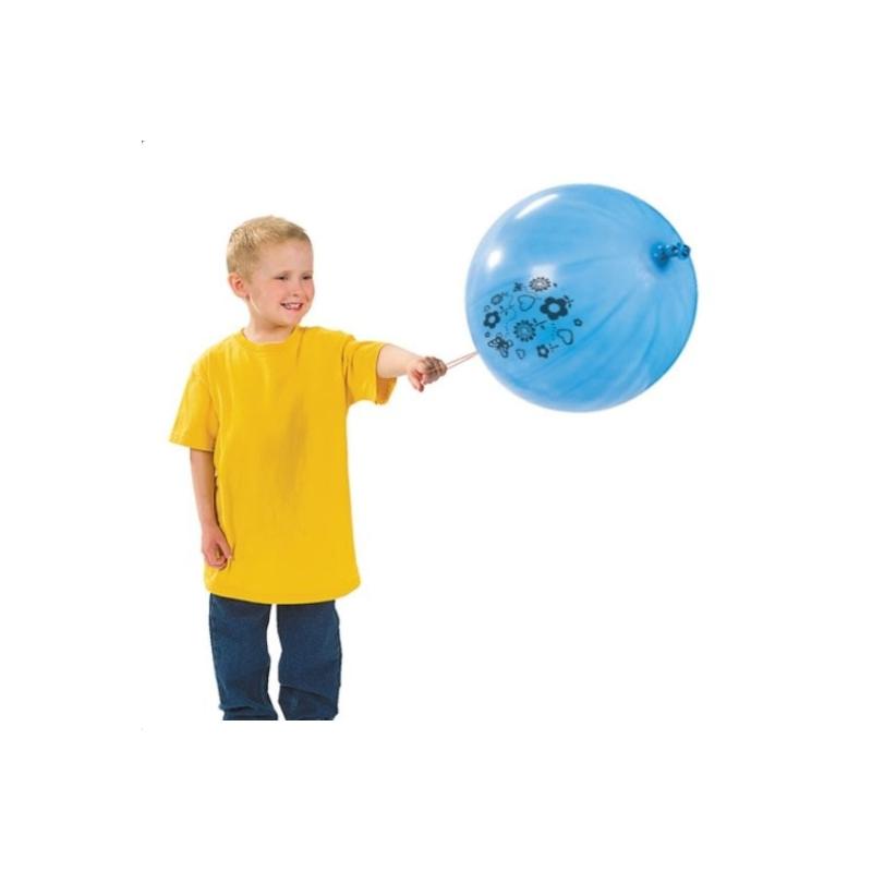3 Stk. Bounce Balloner - Perfekt Til Børnefesten!