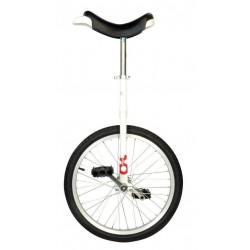 """20"""" QU-AX Ethjulet Cykel Hvid - Bestseller!"""