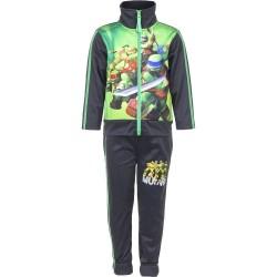 3 år / 98 cm - Grøn Ninja Turtles Joggingsæt Til Børn