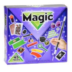 Magisk Tryllesæt Med 45 Tricks