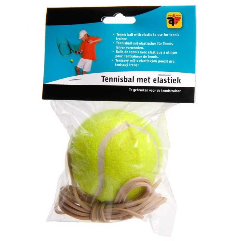 Tennis Bold Med Elastik