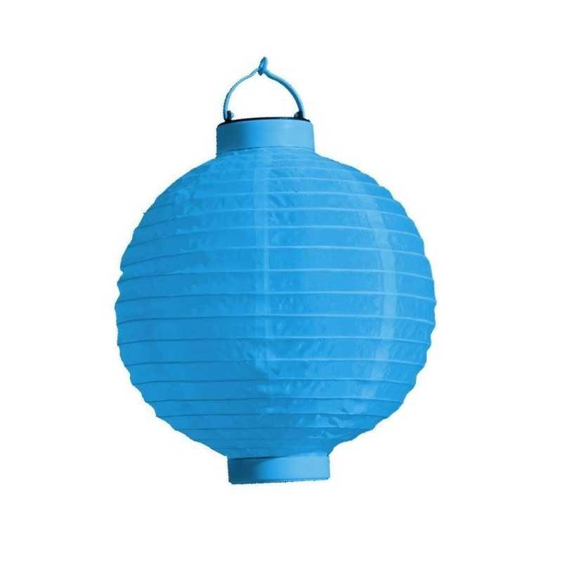 LED Rislampe Til Hyggelige Stunner 20 cm : Farve - Blå