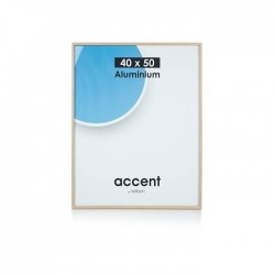 30 x 40 cm Nielsen Fotoramme Accent i Aluminium Flere Farver : Farve - Kobber