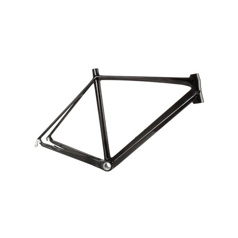 Racer Ramme UD Carbon Klar Lakeret 820 Gram : Stel Størrelse - 51 cm