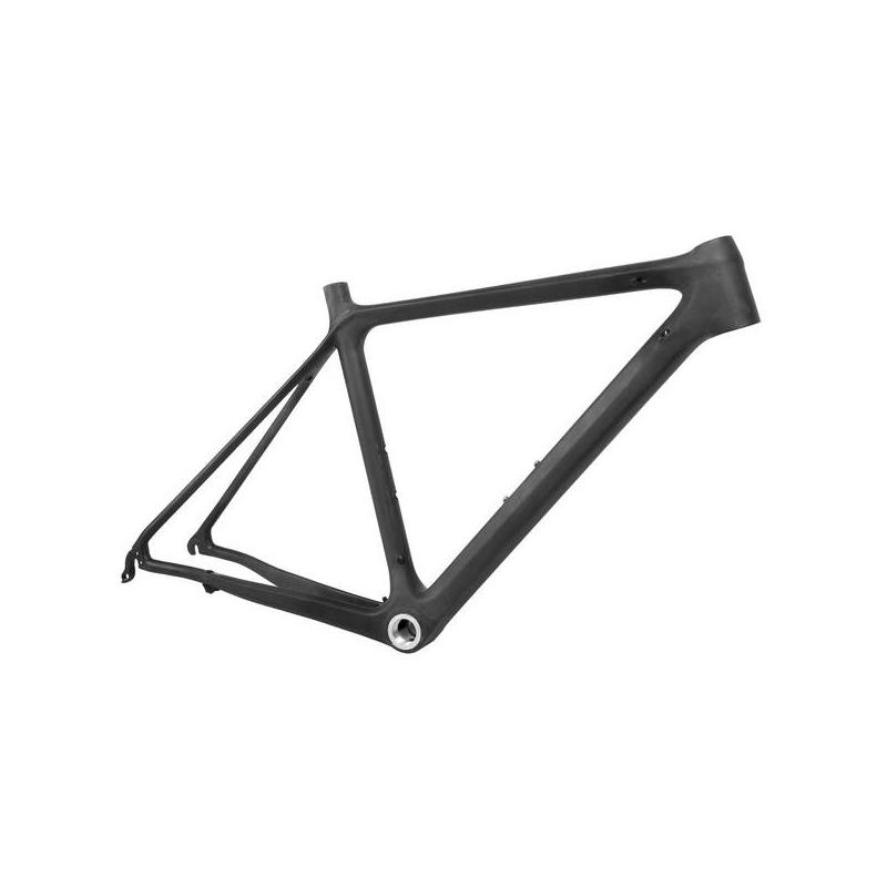 Racer Ramme UD Carbon Uden Lak 978 Gram : Stel Størrelse - 48 cm