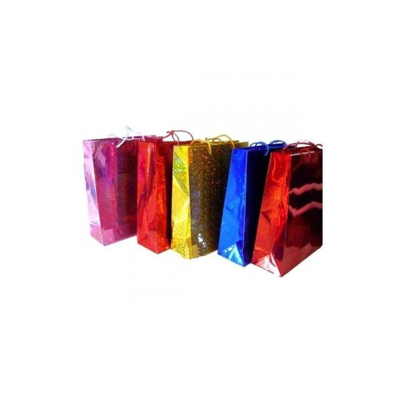 Stor Gavepose Metallic 34 x 25 x 9 cm