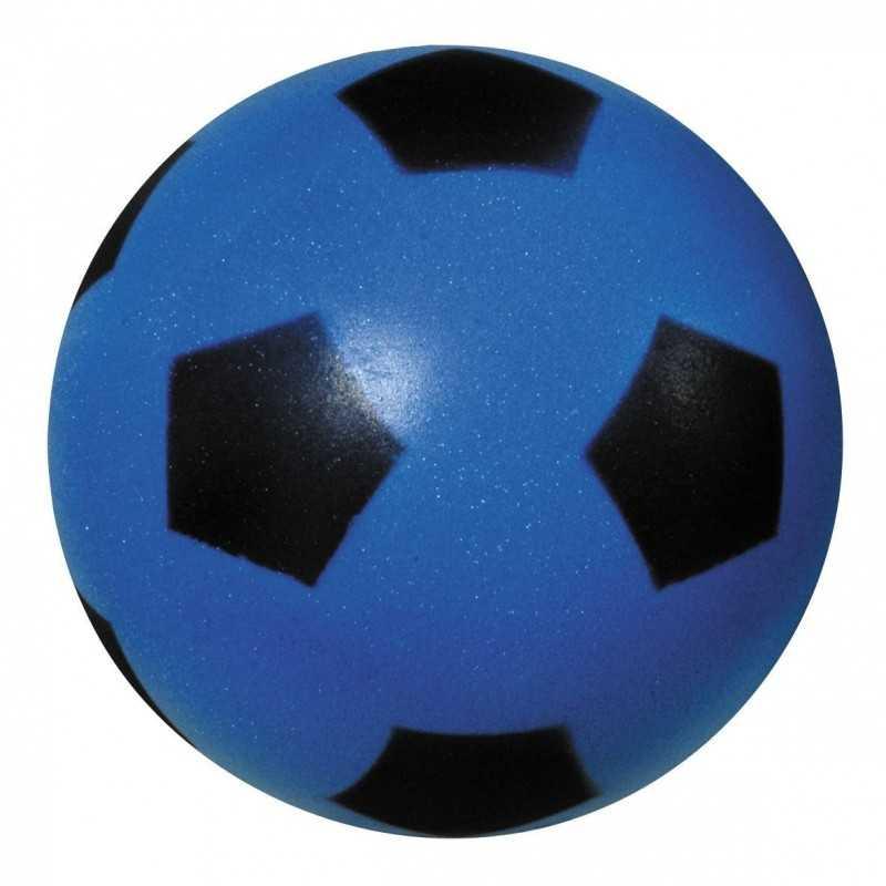 Soft Bold Til Børn Ø 20 cm : Farve - Blå