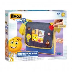 Emoji Skuldertaske Til Børn 22 x 22 cm