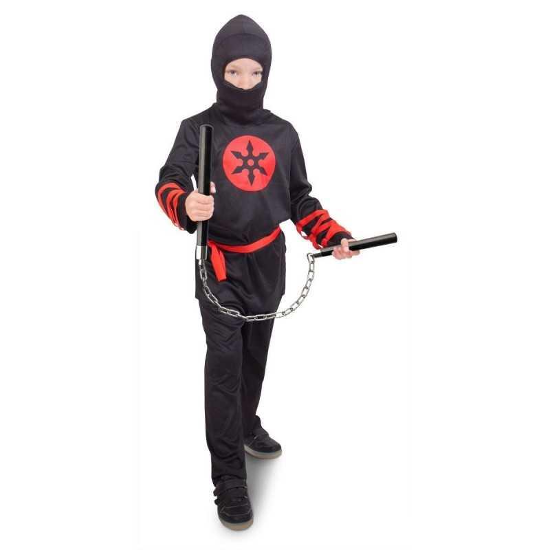 Ninja Udklædningstøj Til Børn 6 til 8 år