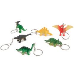 Nøglering Med Dino 5 cm