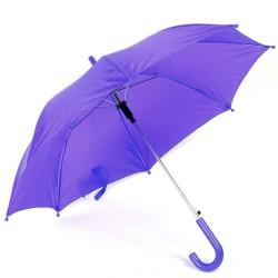 Paraply Til Børn Ø 75 cm Flere Farver : Farve - Lilla