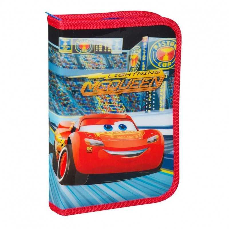 Disney Cars Penalhus Med Tilbehør