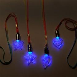 Halskæde Med LED Lys 39 cm