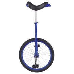 """20"""" Ethjulet Cykel Blå"""