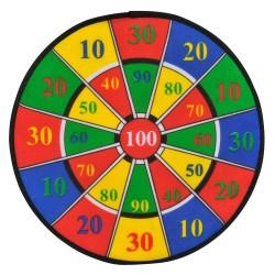 Dart Spil Til Børneværelset Med Bolde og Pile