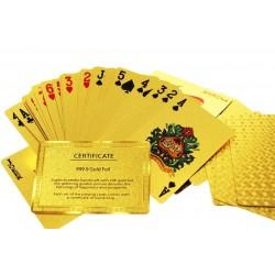 Guld Spillekort - Til Blærerøven Som Har Alt