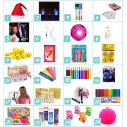Pakkekalender Til Piger 5-7 år