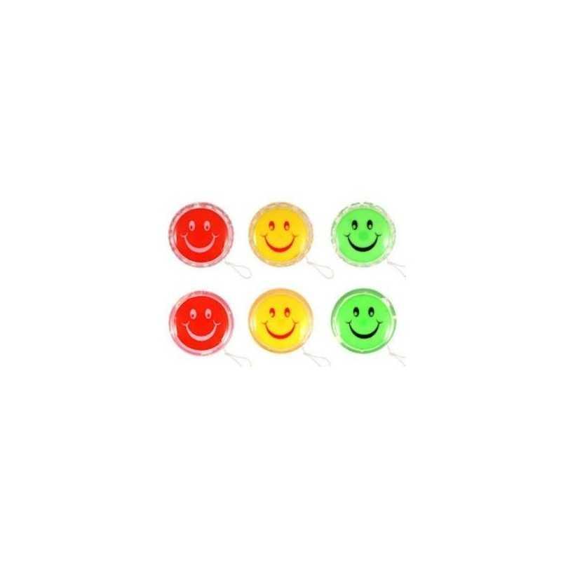 Yoyo Med Smiley Face