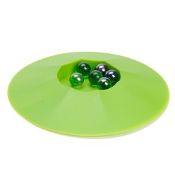 Målsted Til Glas og Marmorkugler Ø 17 cm