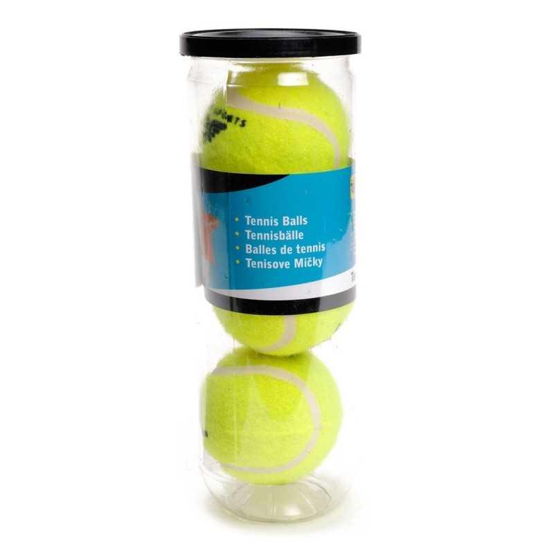 3 Stk. Tennis Bolde i Rør