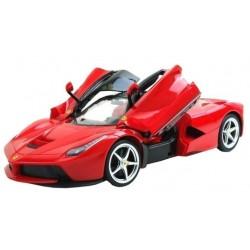 Fjernstyret RC Ferrari Bil 30 cm Turbo 1:14
