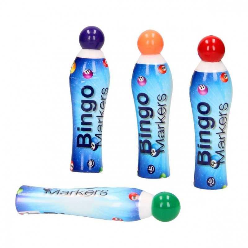 Bingo Marker Til Bingo og Bankospil 40 ml