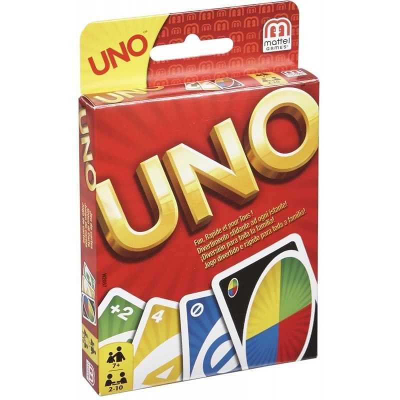 UNO Spil - Det Gode Klassiske Kortspil